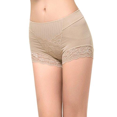 Comfortableinside - Shorts - para mujer Piel