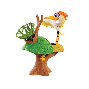 Price comparison product image Disney Junior The Lion Guard,  Ono's Look Out Launcher