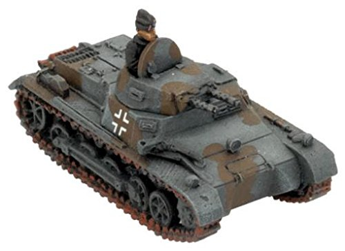 Flames of War - German: Panzer I B (x2)