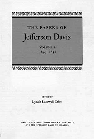 Jefferson daviss accomplishments essay