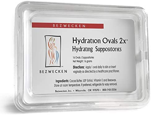 Bezwecken Suppositories Professionally Formulated Menopausal product image
