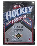 Best Rookie Cards - 1990-91 Upper Deck Hockey High Number Rookie Review