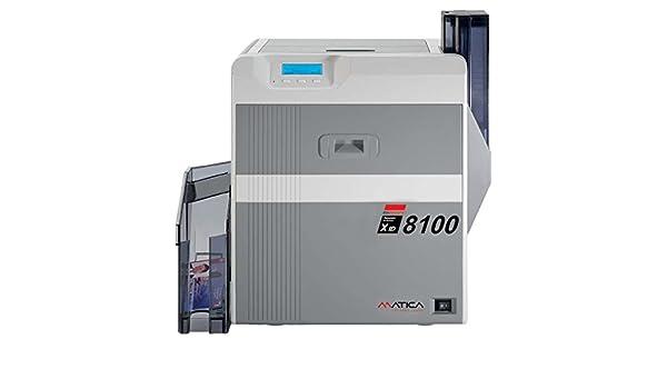 MATICA XID 8100 Duplex retransferencia tarjeta impresora con ...