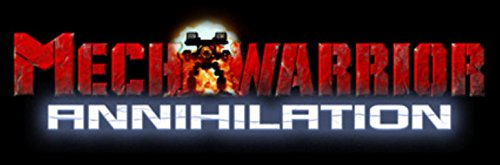Mechwarrior Annihilation Booster Pack with Cards and Other