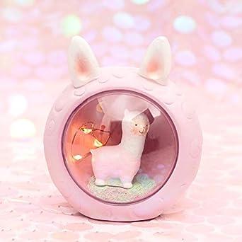 Petite Coeur À Créative Lampe Coucher Chambre Table Décoration Ado Nnm80w