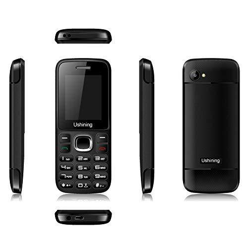 Ushining Unlocked GSM Feature Phone - Black by USHINING (Image #1)