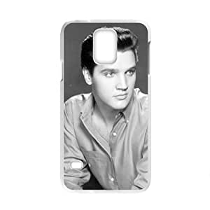 Popular Iphone Case Elvis Presley Rock Singer Music Cat King Hard Cases for Samsung Galaxy S5