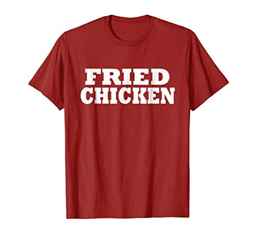 (Fried Chicken Food Easy Halloween Costume Party Funny)