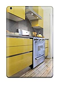 Best Premium Durable Yellow Modern Kitchen Cabinetry Fashion Tpu Ipad Mini Protective Case Cover 1828580I99360315