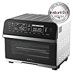 Instant Omni Plus Air Fryer Toaster Oven Combo, Rotisserie Oven, Deep Fryer, Oil-less Mini Cooker Convection Oven…