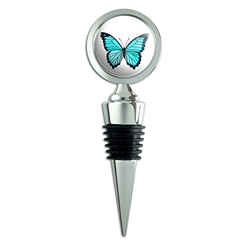 (Butterfly Wine Bottle Stopper)