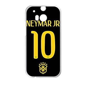 Happy Neymar JR brasil Phone Case for HTC One M8