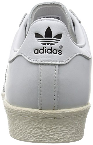 Deluxe White ftwr Ftwr Superstar 80s White cream Dlx Adidas White xTY7EXw7