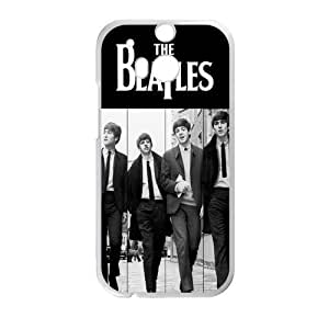 & Music Design The Beatles Printing for HTC One M8 Case