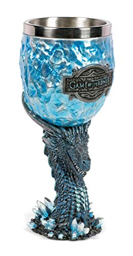 Game of Throne Viserion White Walker Goblet - Limited Edition