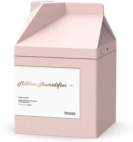 wqzsffgg Caja de Leche Mini humidificador, purificación de Aire ...