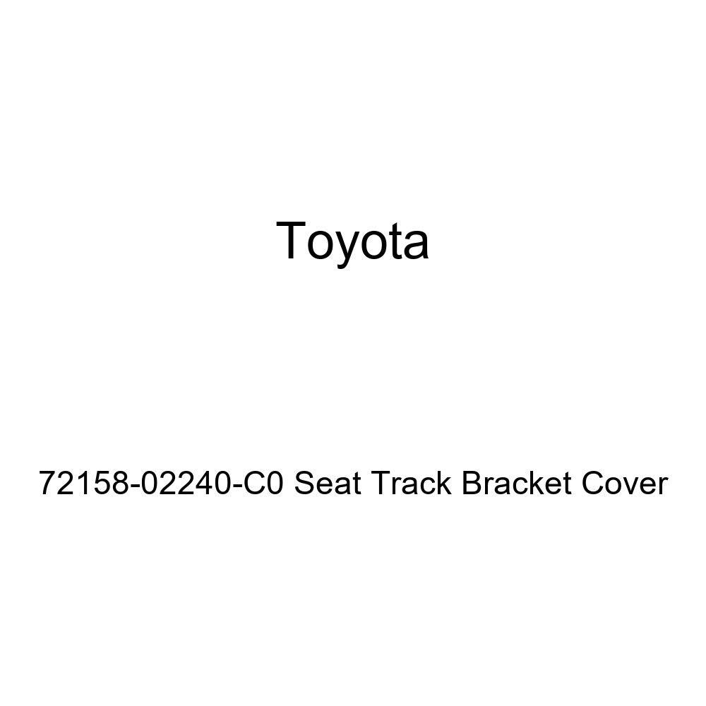 Toyota 72158-02240-C0 Seat Track Bracket Cover