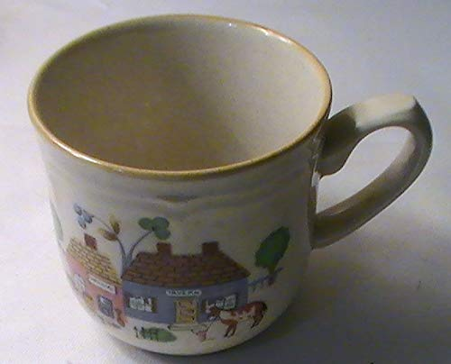 International Tableworks Heartland Village 105 Flat Cup Replacement