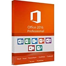 Microsoft Office 2016 Pro For 1 PC