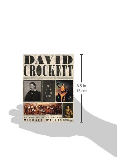 David Crockett: The Lion of the West by Tantor Audio (Image #1)