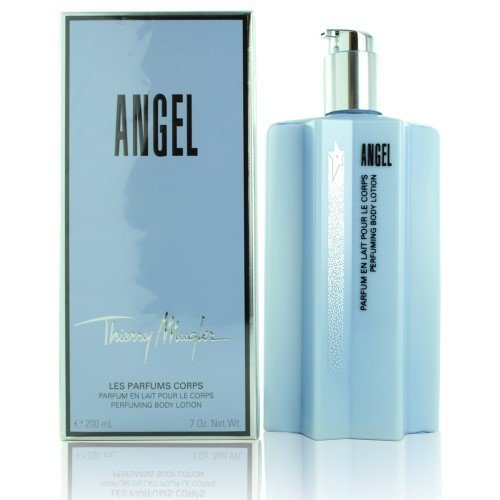 Price comparison product image Angel Thierry Mugler 7.0 Oz Voile Celeste Women's Body Lotion 200 Ml