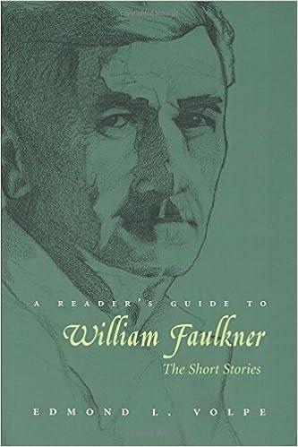 william faulkner famous works