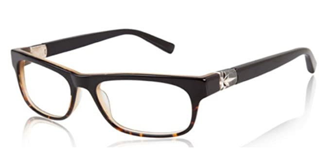 d80490a041 Image Unavailable. Image not available for. Color  David Yurman DY656 11 SS Black  Onyx Tortoise Fade Eyeglasses