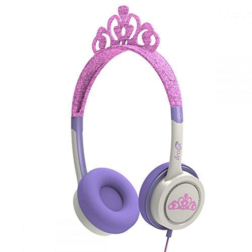 - iFrogz Little Rockers Costume Headphones - Pink