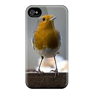 Shockproof/dirt-proof Robin Covers Cases For Iphone(6)
