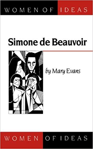 Simone De Beauvoir (Women of Ideas series) by Mary Evans (2009-11-12)