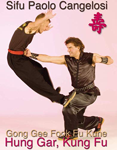 Hung Gar Gong Gee Fook Fu Kune vol 1 DVD with Paolo Cangelosi