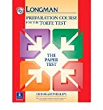 Longman Preparation Course for the TOEFL Test: Paper Test without Answer Key and CD-ROM (Paperback) - Common