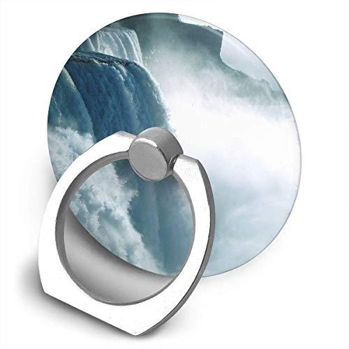 uZQKWFThLX Niagara Waterfall Canada Phone Ring Stand 360 Degree Rotation Ring Holder Finger Grip -