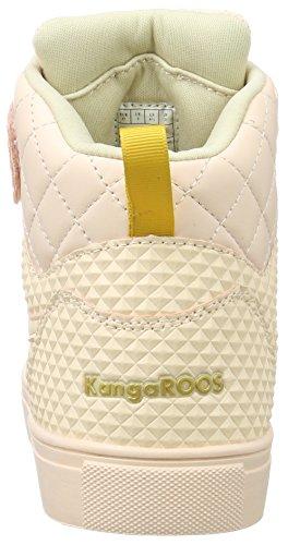 Beige Kangaroos Prisma Altas Zapatillas Mujer para Nude z8qg0