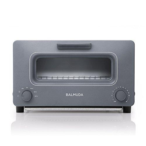 """BALMUDA Steam toaster oven """"BALMUDA The Toaster"""" K01E-GW 【"""