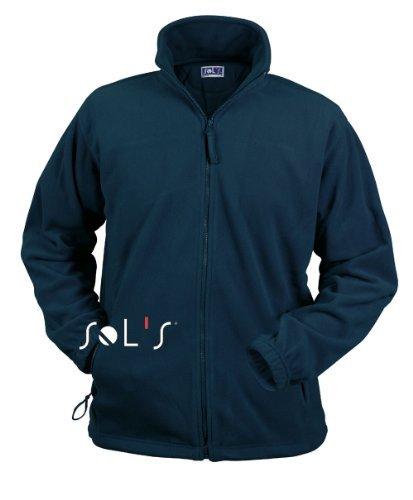 Sols Fleecejacke Fleece Jacke North bis Gr. 5XL Orange XL