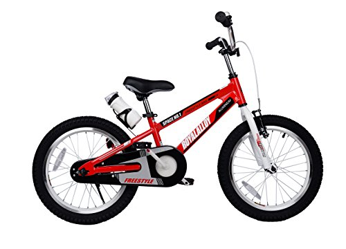 Royalbaby Space No. 1 Aluminum Kid's Bike, 16 inch Wheels, R