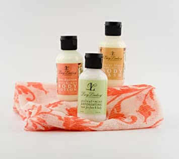 Lucy Lindsey Luxury Bath Products Corrective Travel Set