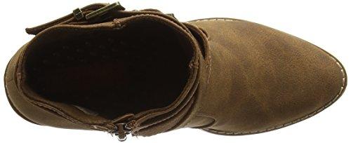 Rocket Dog Deon, Zapatillas de Estar por Casa para Mujer Marrón - Braun (TAN C06)