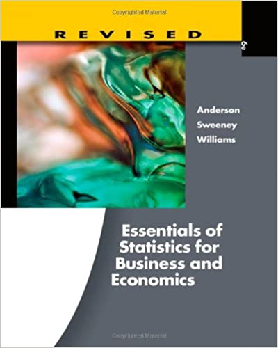 Amazon essentials of statistics for business and economics essentials of statistics for business and economics revised with essential textbook resources printed access card 6th edition fandeluxe Image collections