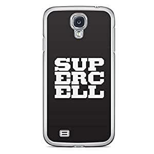 Clash of Clans Samsung Galaxy S4 Transparent Edge Case - Super Cell