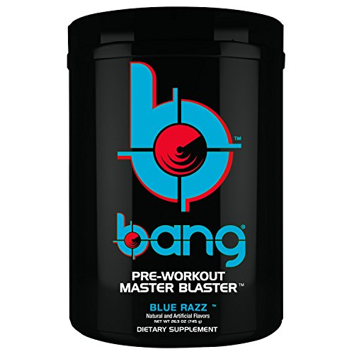 VPX Bang Master Blaster Blue Razz 745 Gram 20 Servings