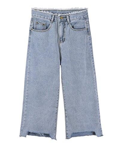 COCO clothing - Jeans - Relaxed - Femme bleu bleu