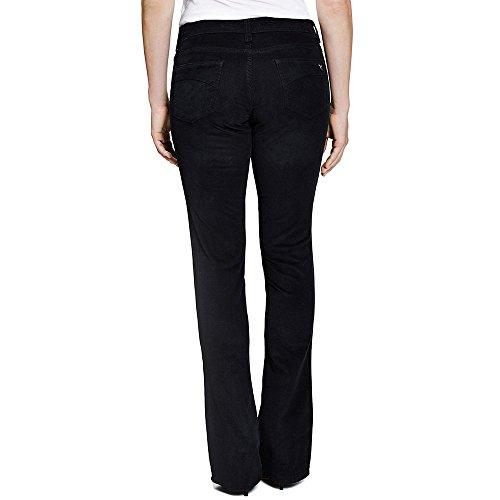 Beija-Flor Jeans Jennifer Bootcut Black (Cord Bootcut Jean)