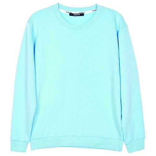 Baby Blue Sweatshirt - 2
