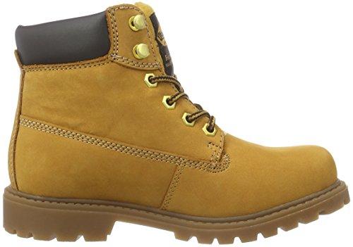 Dockers Women's Golden 19pa340 Combat Boots Yellow Goldentan Gerli 910 910 Tan by 300 rqEcnwfAr