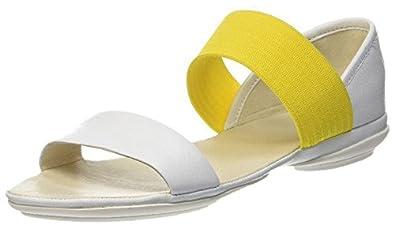 ba60812ee459 Camper Right 21735-045 Sandals Women White
