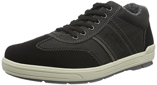 Rieker Men's 12444 Hi-Top Sneakers Black (Schwarz/Schwarz/Fumo/Schwarz/00) cheap sale websites discount footlocker pictures Oloqw96b