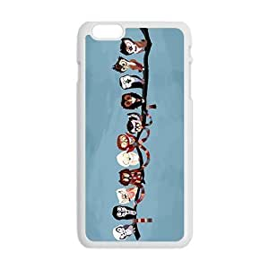 Distinctive birds on the tree twig Cell Phone Case for Iphone 6 Plus