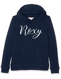 Girls Roxy Deep Sky Hoody - Blue